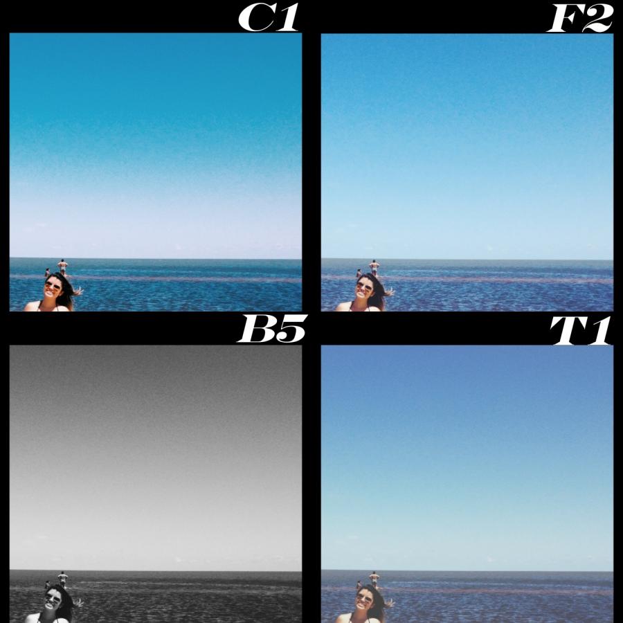 collage paisagem