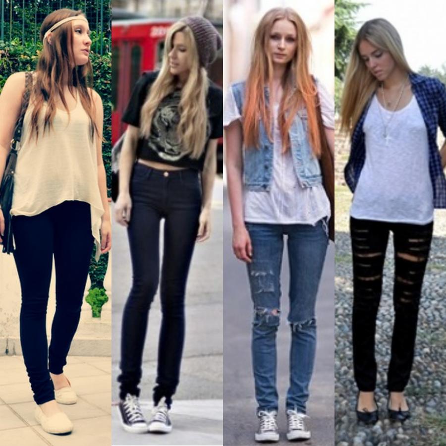 collage calça