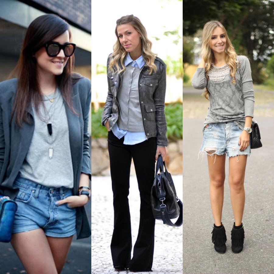 collage com jeans