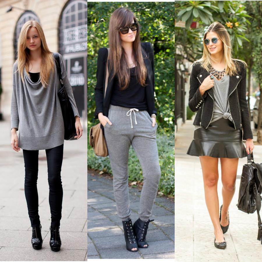 collage com preto
