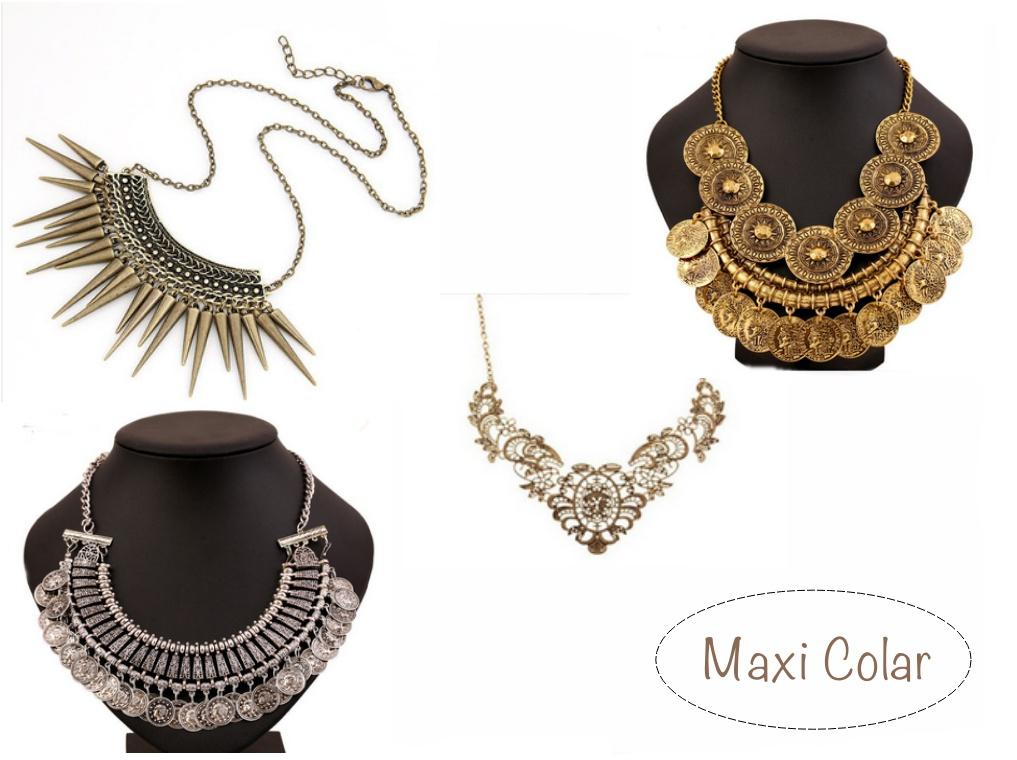 maxi colar