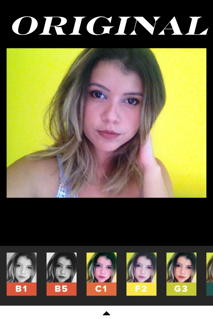 selfie luz do dia ori