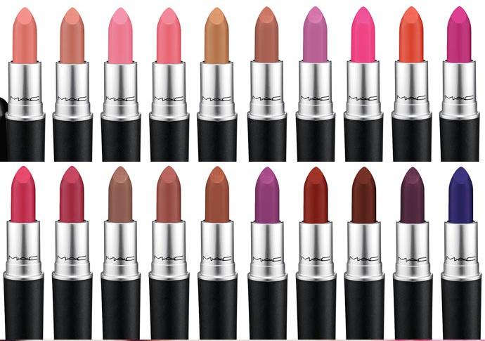 MAC-The-Matte-Lip-Collection-Summer-2015
